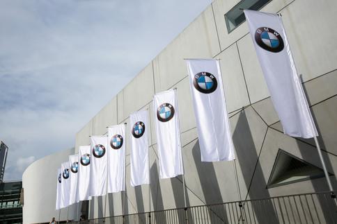 אירוע השקה BMW