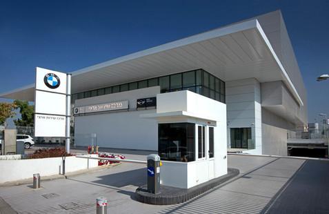 מרכז שירות BMW