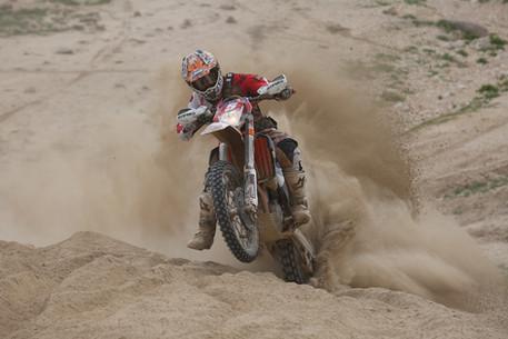 מרוץ אופנועי שטח