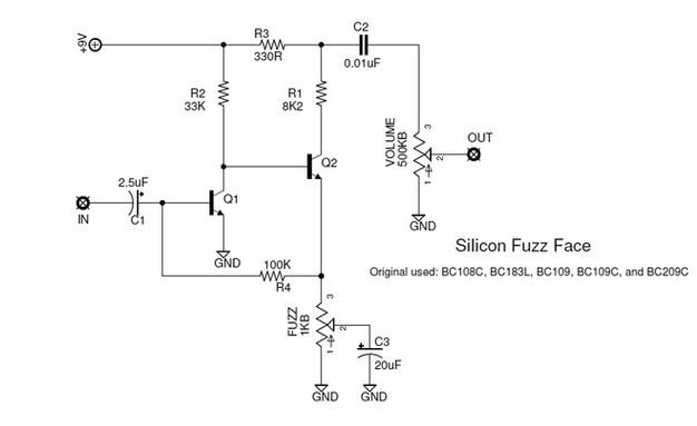no fuzz face wiring diagram led  1997 polaris 500 scrambler