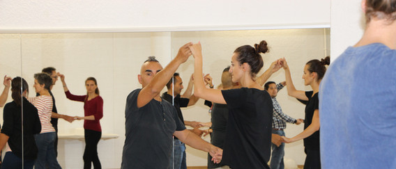 Workshop Neueröffnung Pal'Bailador