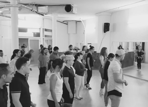 Salsa Fortgeschrittene | Mittwoch  20.15-21.15 Uhr
