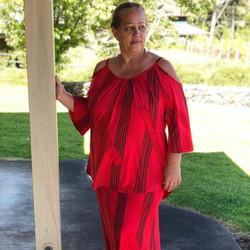 Peahi Top & Maxi Dress