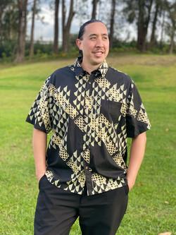 Aloha Buttondown