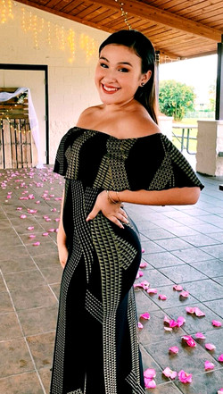 Kehaunani Dress