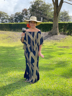 ʻIʻiwi Long Dress