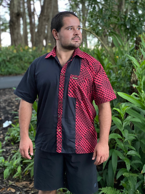 Aloha Buttondown Hapa Series