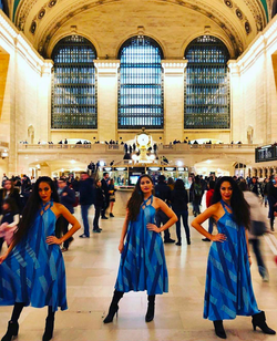 DBK at Grand Central Station NYC