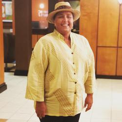 Wahine Buttondown