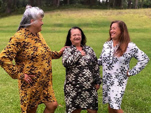 Iwi Puhi Shirt Dress