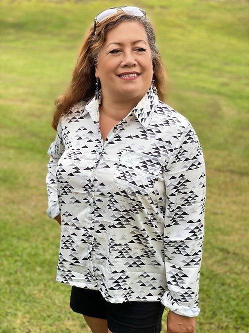 Silk Wahine Long Sleeve