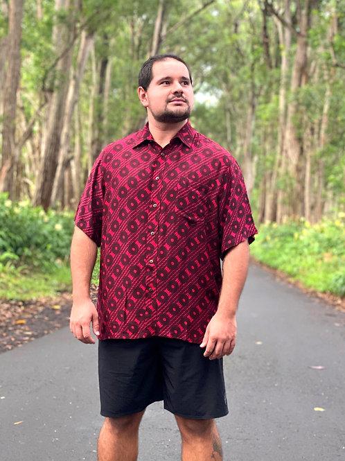 Aloha Buttondown Kane