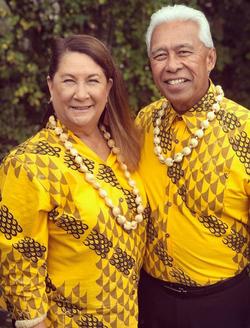 Hana Pono & Aloha Buttondown