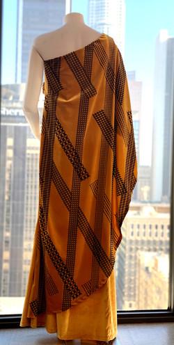 Koaʻe Velvet Dress Grammys 2020