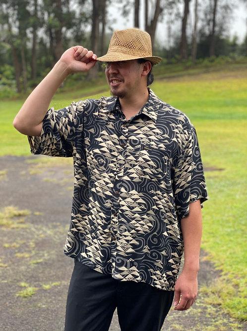 Aloha Buttondown Men's