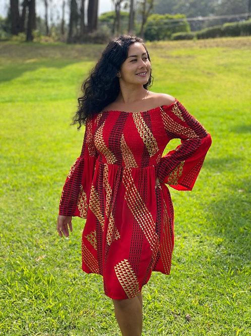 Hanaialii Dress (Tea Length)