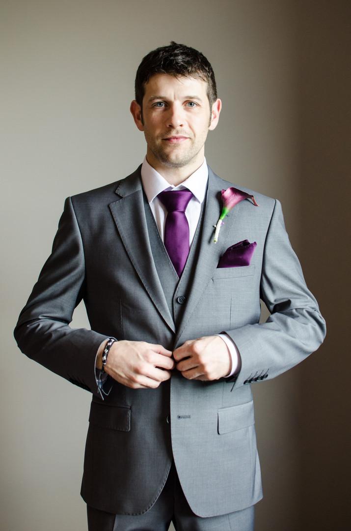Dave, groom