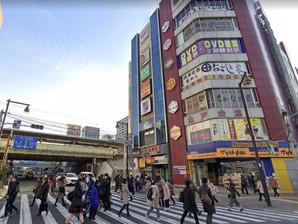 亀戸駅 数秒 6階店舗