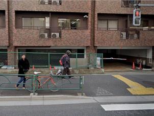 北参道駅2分地下1階スケルトン