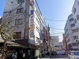 田原町駅6分 3階 スナック居抜