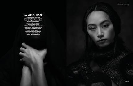 La vie en rose Féroce Magazine