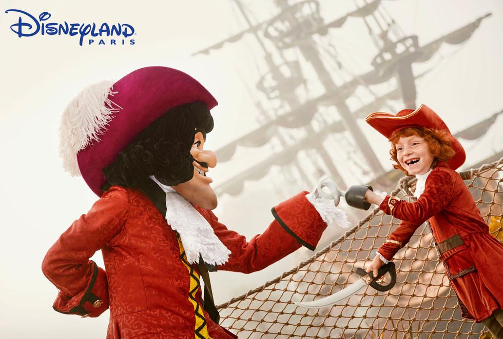 Disneyland Paris Campaign