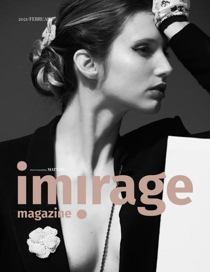 Imirage Magazine Matt Da