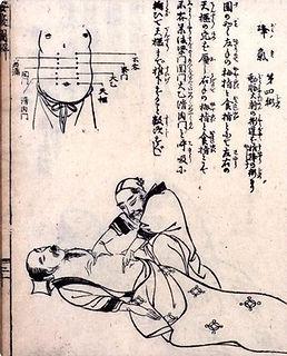 Anpuku: massage du ventre japonais