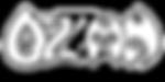 Ozzma logo white stroke flt.png