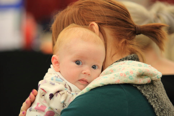5 Ways to Strengthen the Bond with your Baby