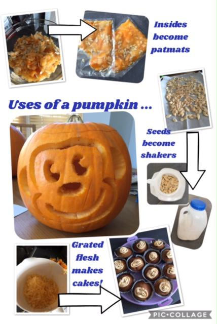 Pumpkin Fun with Your Little One