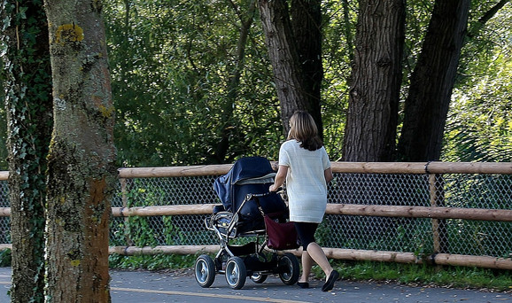 The Benefits of Taking Your Baby Out for a Walk