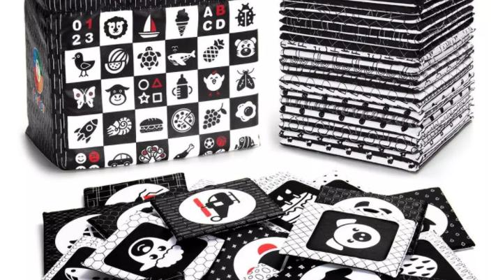 Black & White Contrast Pack