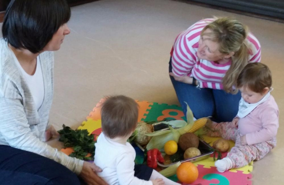 3 Surprising Things You Can Learn At A Baby Class