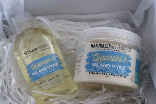Quamari's Island Vybz Bundle Set
