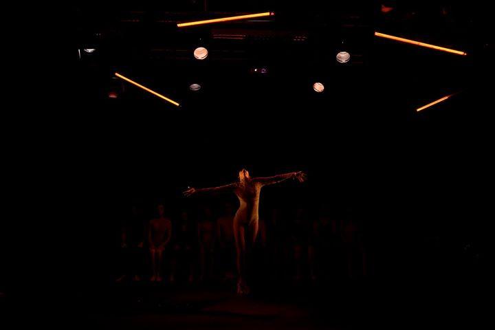 Dionysus Dances 2 - LED Battens paid off