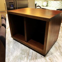 Vinyl Record Cabinet