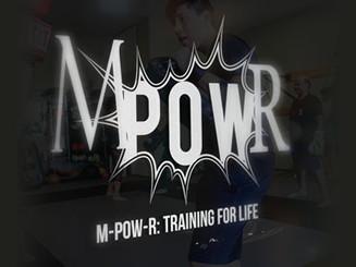 M-POW-R Fitness