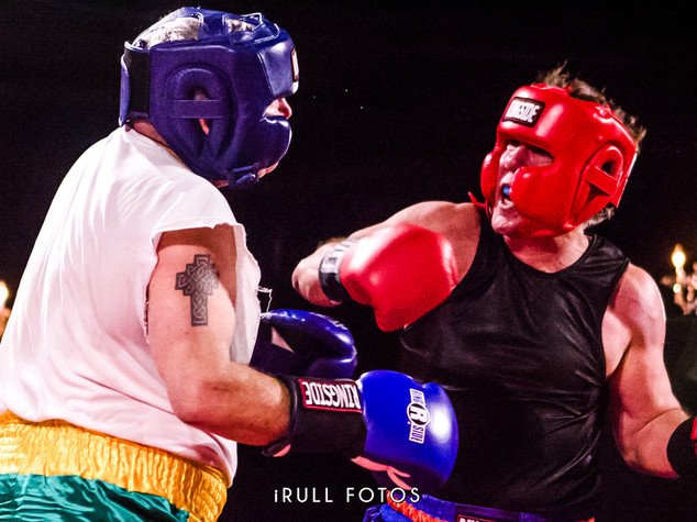 SAVARESE PROMOTIONS PRESENTS BATTLE OF THE AGES