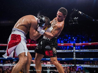 Boxing Photography Coverage