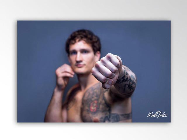 Main Boxing Gym / Mat Matulis