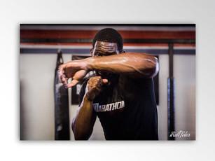 Bryant Jennings, professional boxer