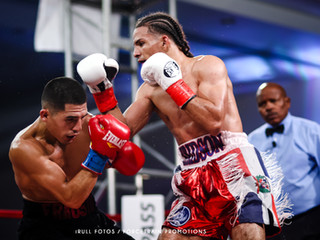 Next Fight Up + Roy Jones Jr Boxing presents Garcia vs Frausto