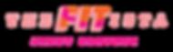 theFITista primary logo