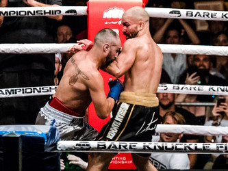 Bare Knuckle Boxing Photography Coverage