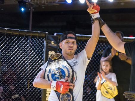 Fury Fighting Championship 44 - Fury Flyweight Champion Jacob Silva