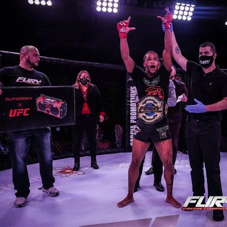 Fury Fighting Championship 45 Results