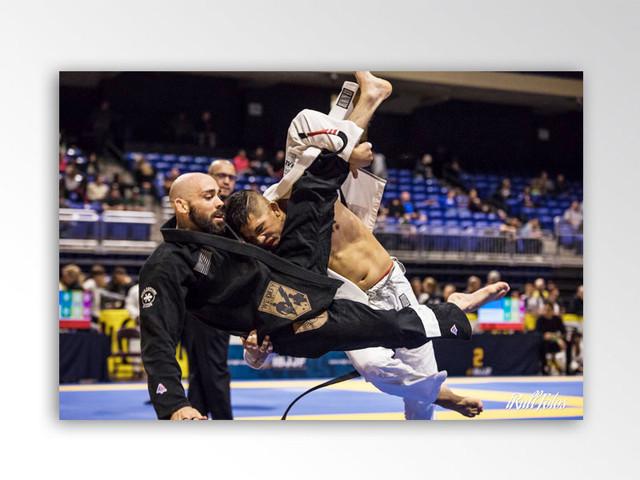 IBJJF Jiu-Jitsu Tournaments