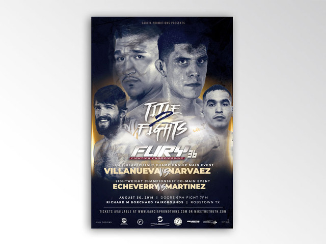 Fury Fighting Championships