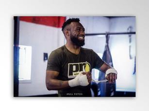 Austin Trout, professional boxer
